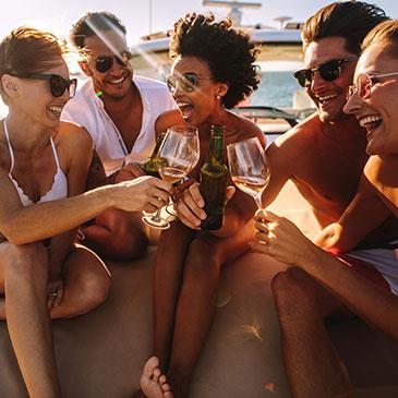 Sailing Croatia Party Time!