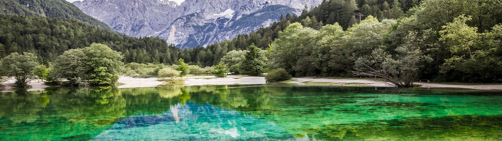 start your journey from the Slovenian Alps all the way to the crystal clear Adriatic Sea.