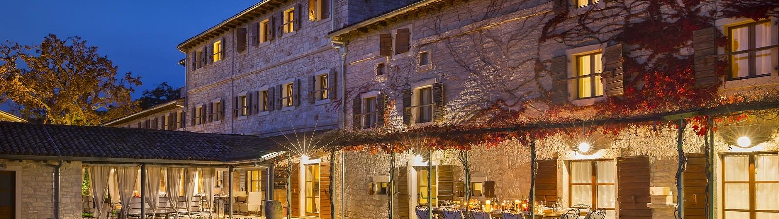 MENEGHETTI WINE HOTEL & WINERY - Istria