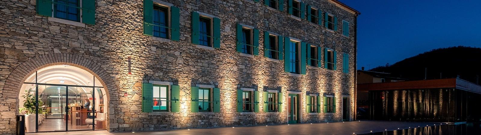ROXANICH WINE & HERITAGE HOTEL - Istria