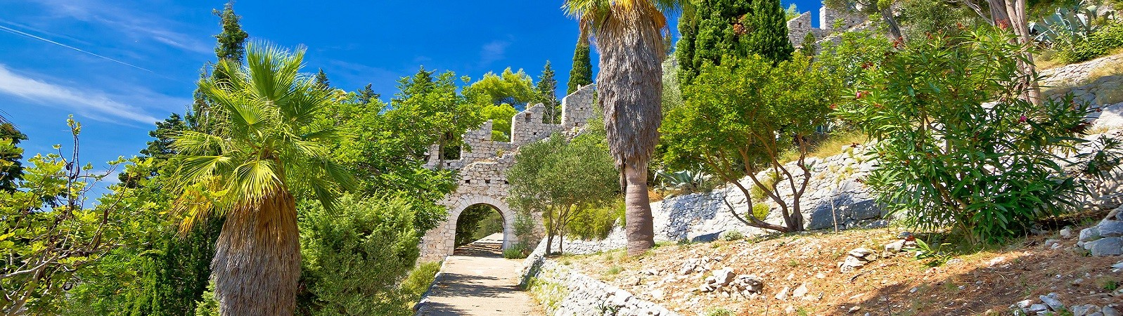 Travel to Dalmatian island and enjoy in biking and diving