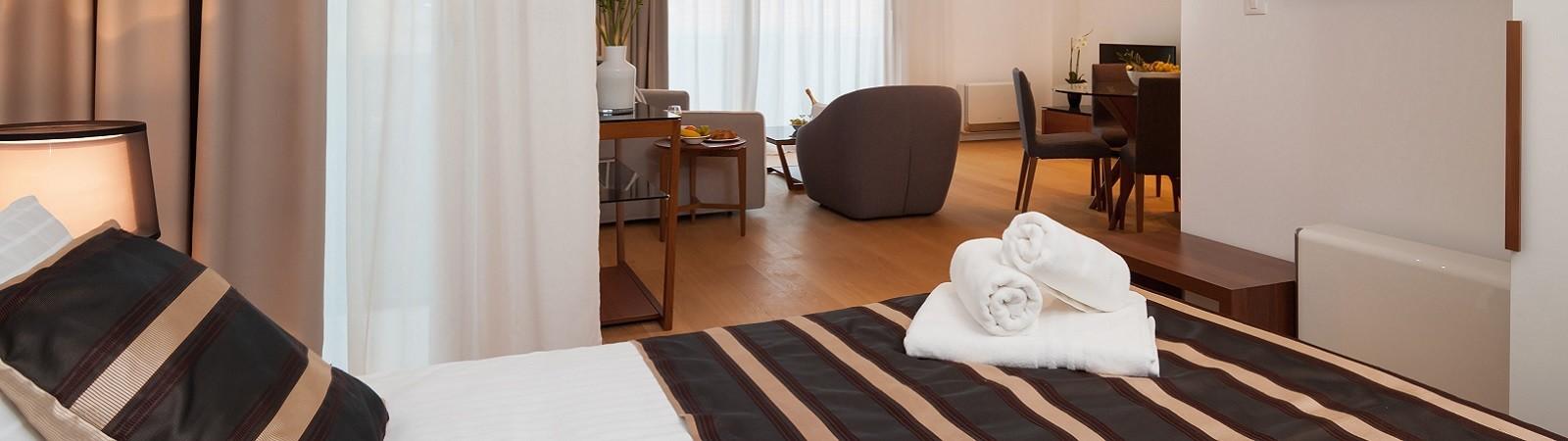 VESTIBUL PALACE HOTEL - Split
