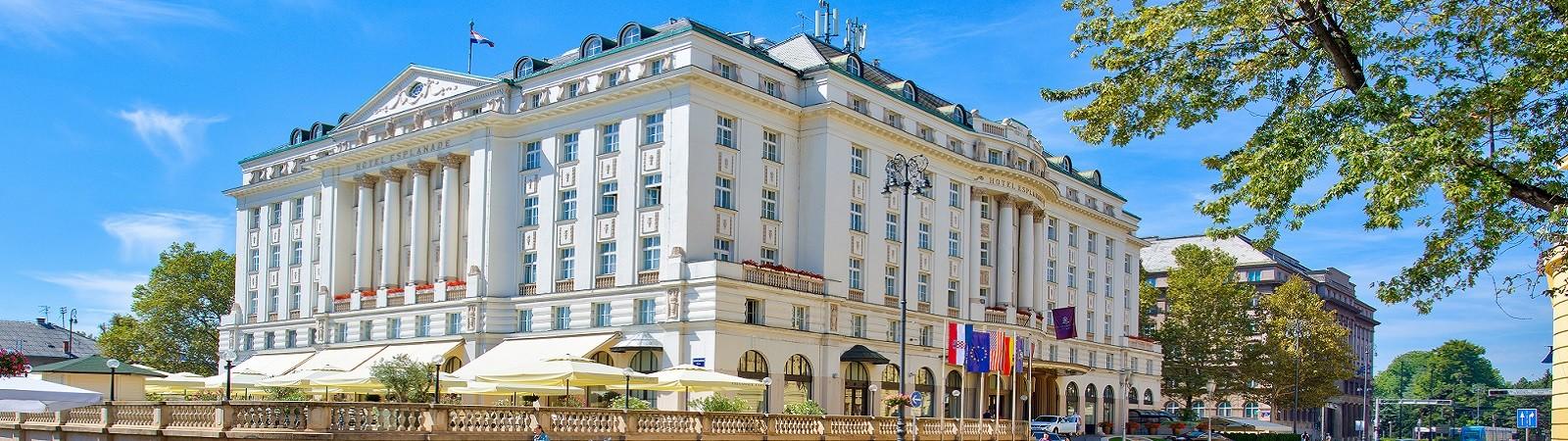 Esplanade Hotel - Zagreb