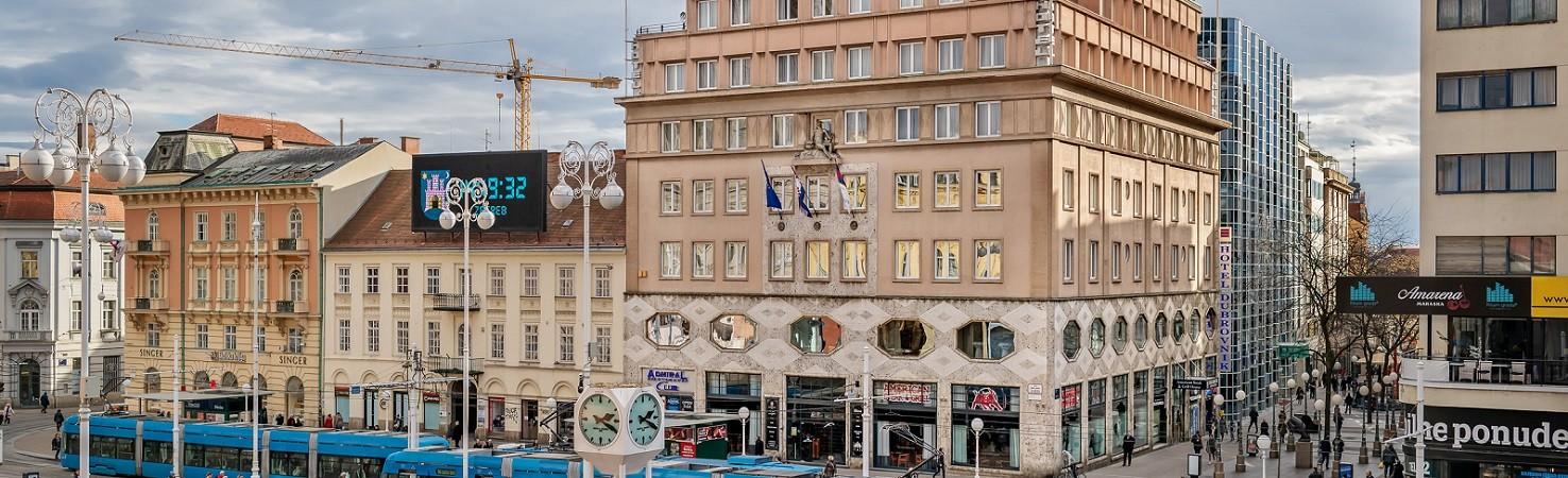 Dubrovnik Hotel - Zagreb