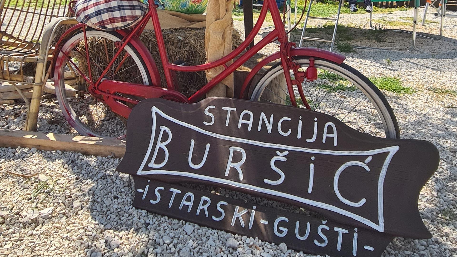 Stancija Buršić - Prosciutto and Istrian delicates